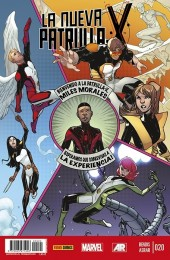 La nueva Patrulla-X -20- La Aventura Definitiva. Parte 2