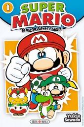 Super Mario - Manga Adventures -1- Tome 1