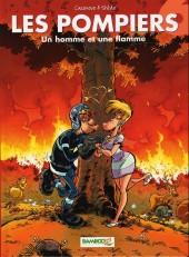 Les pompiers -6a2013- Un homme et une flamme