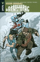 Archer & Armstrong (2012) -INT05- Mission: Improbable
