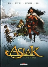 Aslak -1a- L'Œil du monde