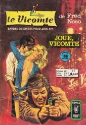 Le vicomte (Comics Pocket) -5- Joue, Vicomte
