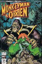 Planète Comics (2e série) -7- Monkeyman & O'Brien