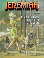 Jeremiah (en allemand) -33- Eine Blonde und ein großer Hund
