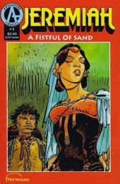 Jeremiah (en anglais, Adventure Comics) -3- A fistful of sand