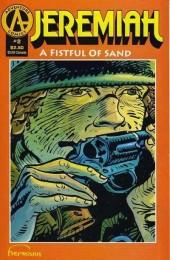 Jeremiah (en anglais, Adventure Comics) -4- A fistful of sand