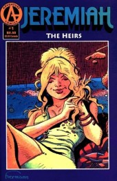 Jeremiah (en anglais, Adventure Comics) -5- The heirs