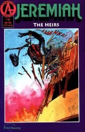 Jeremiah (en anglais, Adventure Comics) -6- The heirs