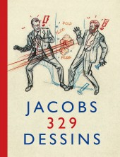 (AUT) Jacobs, Edgar P. -32- Jacobs 329 dessins