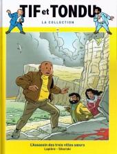 Tif et Tondu - La collection (Hachette)  -42- L'Assassin des trois villes sœurs