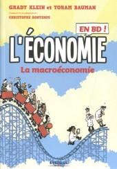 L'Économie en BD -2- La macroéconomie