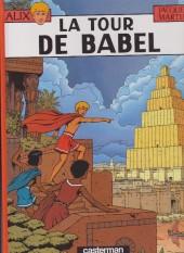 Alix -16b1999- La tour de Babel
