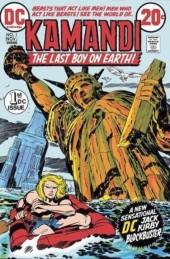 Kamandi, The Last Boy On Earth (1972) -1- The last boy on earth