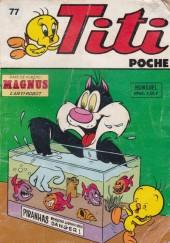 Titi (Poche) -77- Et qu'ça saute !