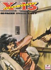 X-13 agent secret -227- Opération truquage
