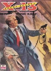 X-13 agent secret -218- Requiem pour un espion