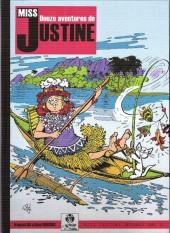 Miss Justine (Aventures de) -3- Douze aventures de Miss Justine - Intégrale tome 3