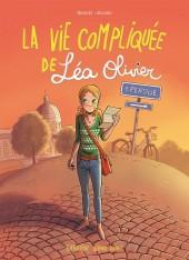 La vie compliquée de Léa Olivier -1- Perdue