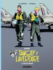 Tanguy y Laverdure -1- Escuela de águilas