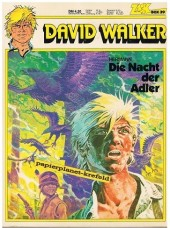 Jeremiah (en allemand) -1a- David Walker - Die Nacht der Adler
