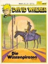 Jeremiah (en allemand) -2a- David Walker - Die Wüstenpiraten