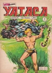 Yataca (Fils-du-Soleil) -75- Le monstre du Nyassa