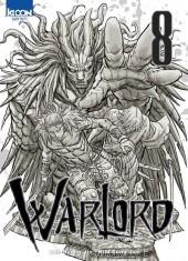 Warlord (Ki-oon) -8- Warlord