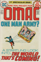 Omac (1974) -1- The world that's coming