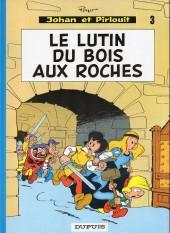 Johan et Pirlouit -3c83- Le lutin du bois aux roches