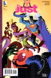 The multiversity (2014) -VC- The Just
