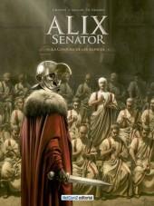 Alix Senator (en espagnol) -3- La Conjura de las Rapaces