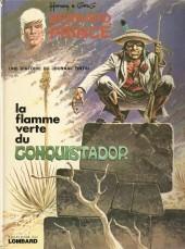 Bernard Prince -8'- La flamme verte du conquistador