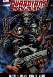 Guardians of the Galaxy (2008) -COMP02- Guardians of the Galaxy by Abnett & Lanning: The Complete Collection Volume 2