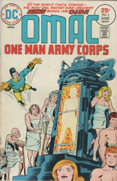 Omac (1974) -5- New bodies for old