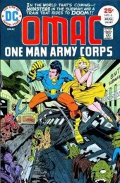 Omac (1974) -6- The body bank