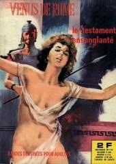 Vénus de Rome -5- Le testament ensanglanté