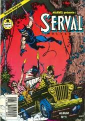 Serval-Wolverine -Rec01- Album N°1 (du n°1 au n°3)