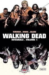 Walking Dead -INT- Walking Dead Intégrale 1 Numérique