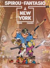 Spirou et Fantasio -39b98- Spirou à New York