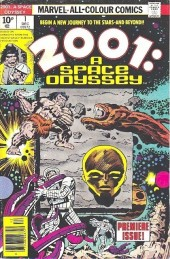 2001: A Space Odyssey (1976) -1- Beast-killers