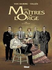 Les maîtres de l'Orge -8b14- Les Steenfort