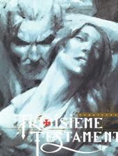 Le troisième Testament -2HS- Esquisses