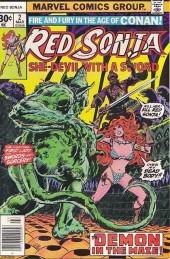Red Sonja Vol.1 (Marvel comics - 1977) -2- The demon of the maze