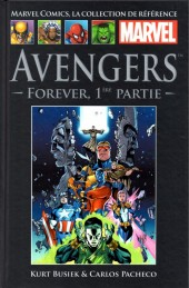 Marvel Comics - La collection (Hachette) -2216- Avengers - Forever, 1ère partie