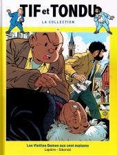 Tif et Tondu - La collection (Hachette)  -43- Les Vieilles Dames aux cent maisons