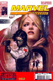 Marvel Universe (Panini - 2013) -8- Winter Soldier : The Bitter March (Les Saints De Glace)