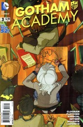 Gotham Academy (2014) -3- The Ghost In The North Hall