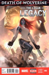 Death of Wolverine: The Logan Legacy (2014) -6- Issue 6