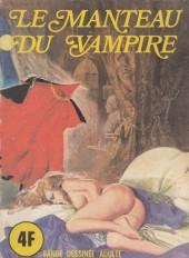 Série Jaune (Elvifrance) -3- Le manteau du vampire
