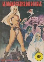 Série Jaune (Elvifrance) -15- Le monastère du diable
